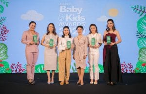 Mommylicious Juice ชนะรางวัล BEST BREASTFEEDING SUPPLEMENT จาก Amarin Baby & Kids Awards 2020